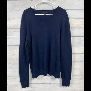 Marc Anthony Navy Blue Sweater